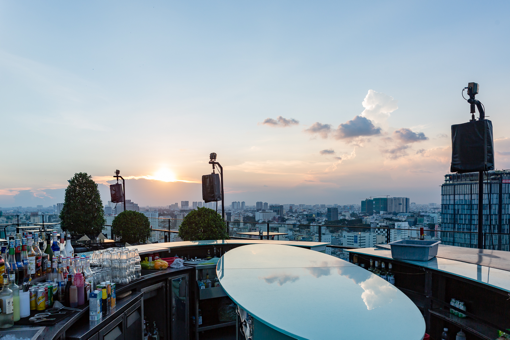 More than Just a Great View: Air 360 Sky Lounge's Thrilling Events