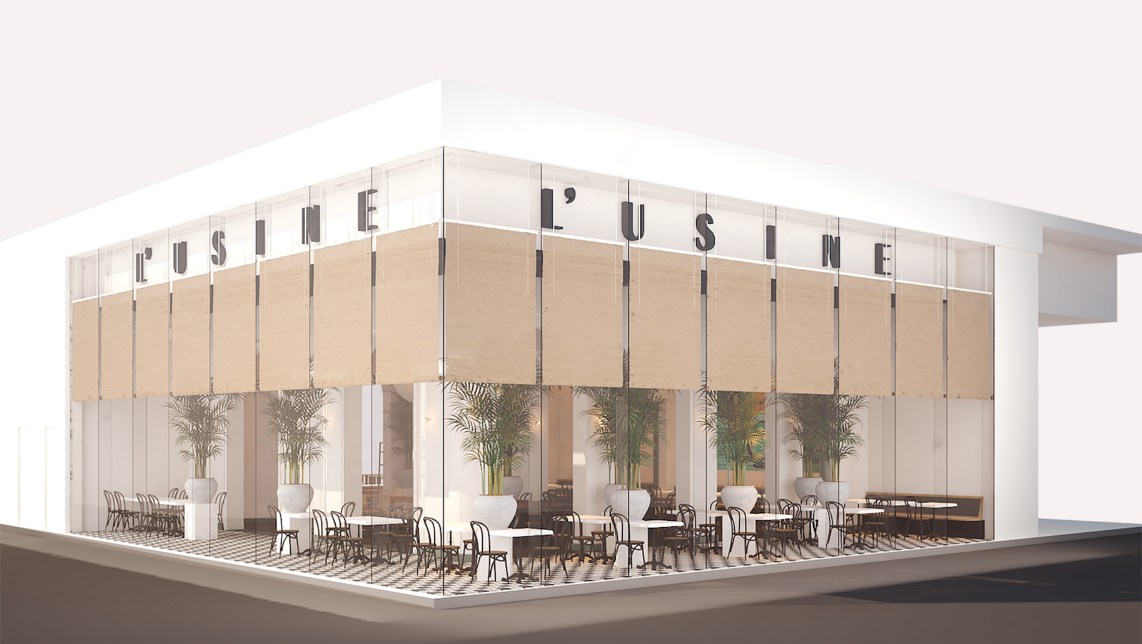 L Usine Arrives In District 7 With Largest Location Yet