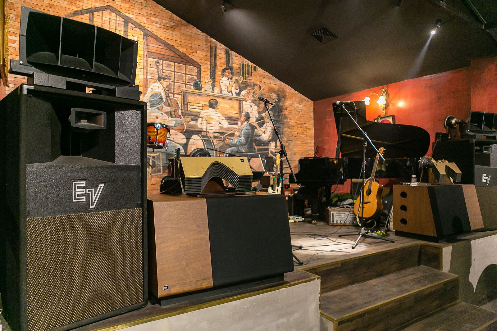 Remi: How a Group of Audiophile Friends Built a Premier Place to Promote Live Music |  Saigoneer